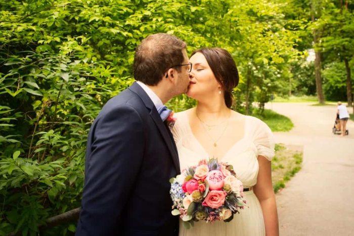 fotograf Hochzeit englischer garten