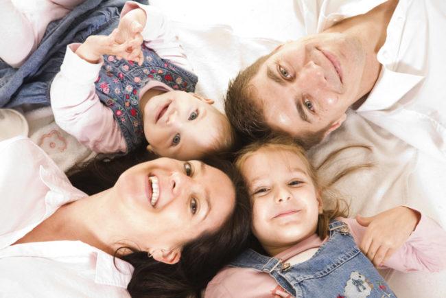 familienfotos idee